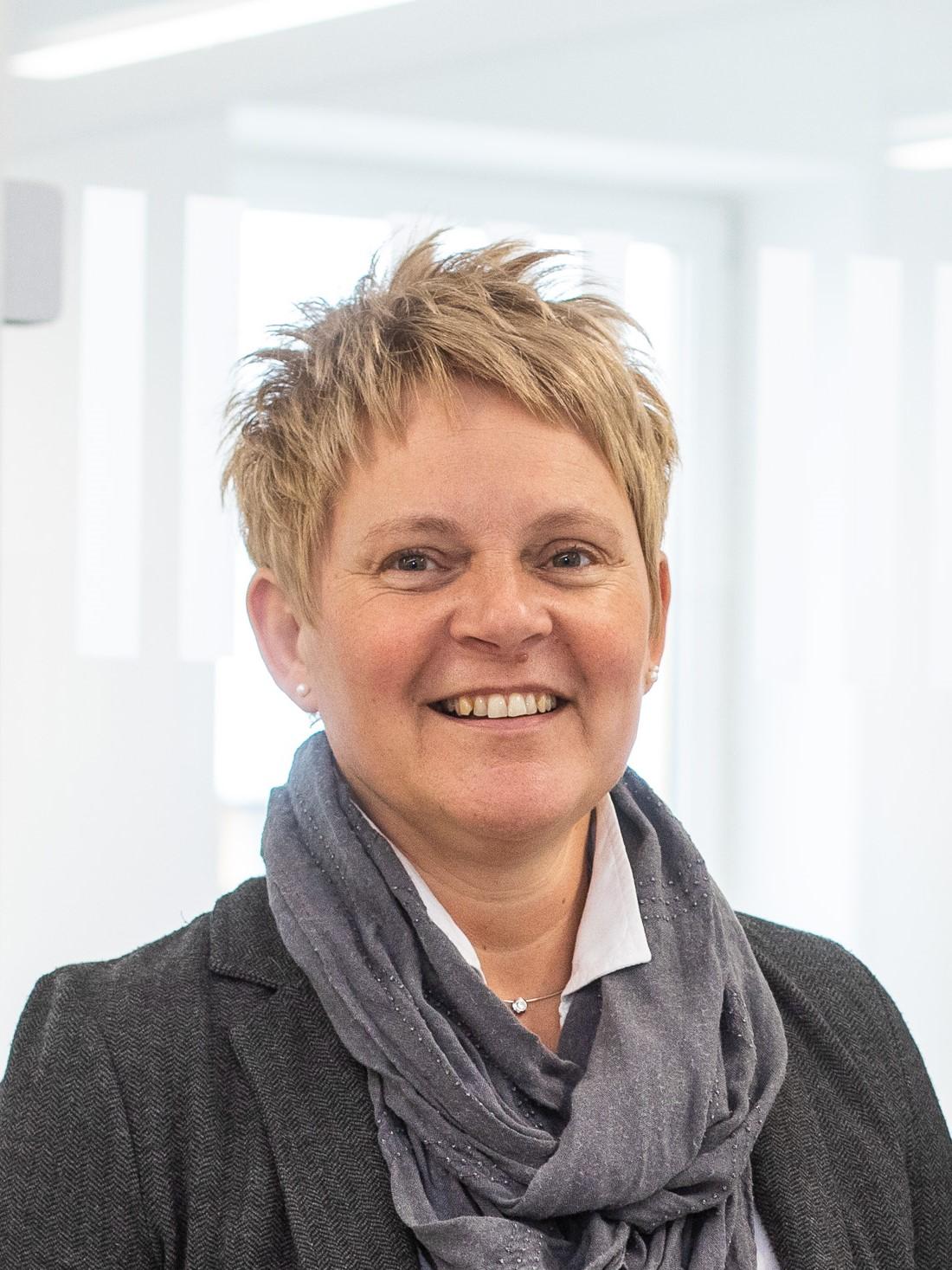 Geschäftsführerin Gerlinde Lechenauer- Rimm