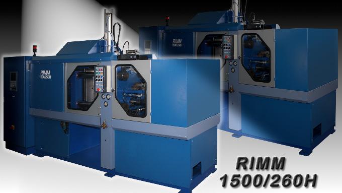 RIMM Horizontale Maschine 1500/260H