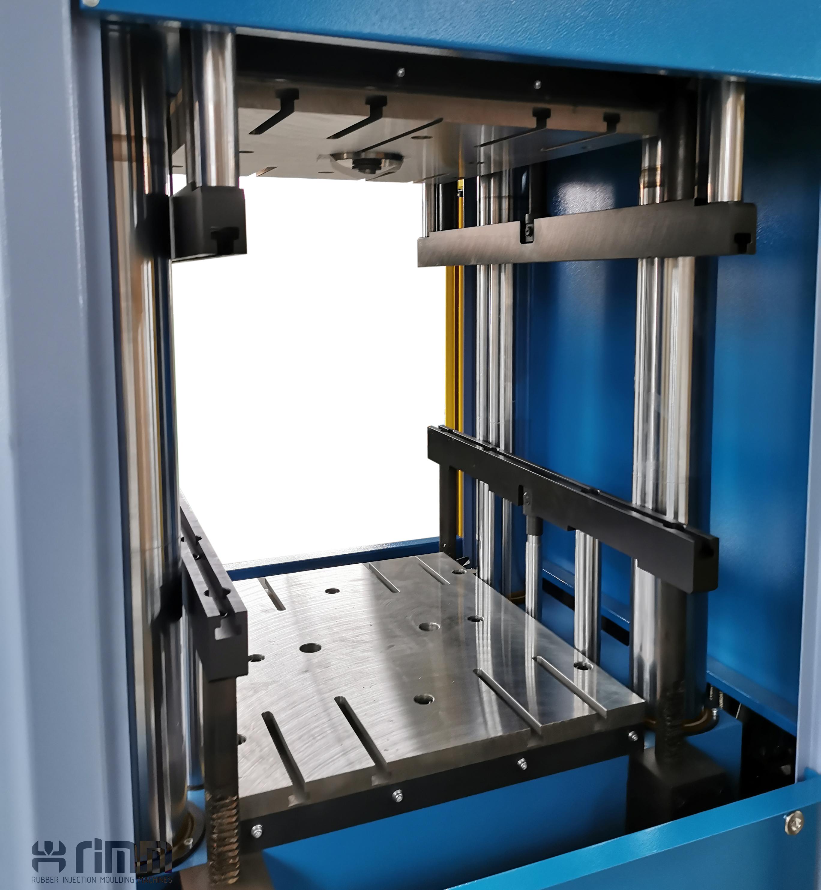 Rimm machine mouldroom
